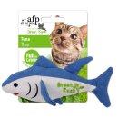 Green Rush - Tuna - Cat Toy Tuna with Catnip
