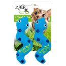 Green Rush - Silly Snake - cat toy snakes with catnip in...