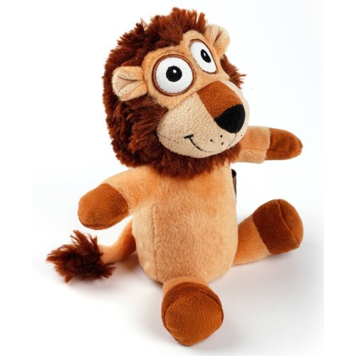 Ultrasonic Simba dog toy Lion with extra quiet squeaker