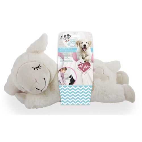 Little Buddy - Heart Beat Sheep - toy for puppies - sheep with heartbeat simulator