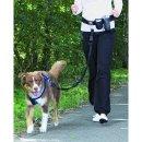 Dog Jogging Belt - DOGGY JOGGING KIT - with belt and leash