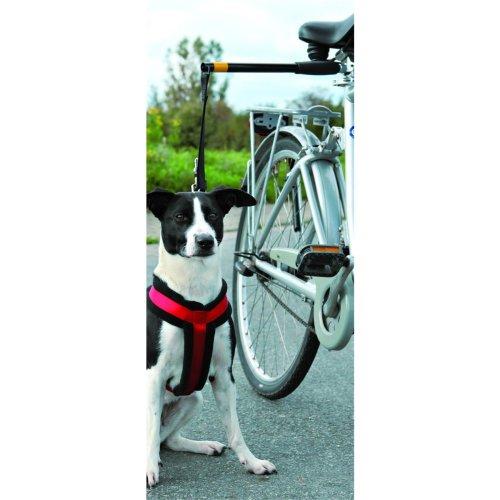Bicycle Spacer Dog Bicycle Leash Lead Holder - Biker Set