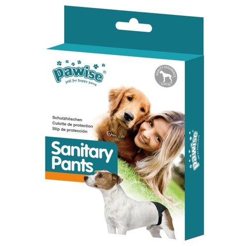 Doggie Bitches Protective Pants Läufigkeits Unterhose - Dog Pants - Size: S