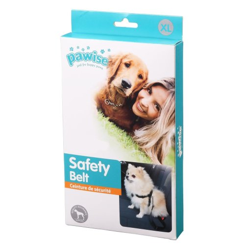 Hunde Sicherheitsgurt Hundegurt Autogurt - Harness with...