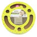 Cardboard toy Scratch & Play 33,5 x 33,5 x 5,5 cm