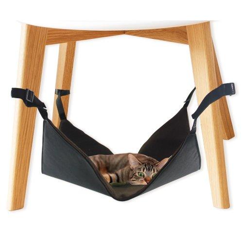 Cats hammock for chair legs Cat Hammock 40 x 40 x 1 cm