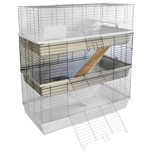 Extension set for rabbit and guinea pig cage GRENADA 120