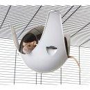 Nagerhaus hanging woning SPUTNIK XL - 29 x 26 x 19 cm