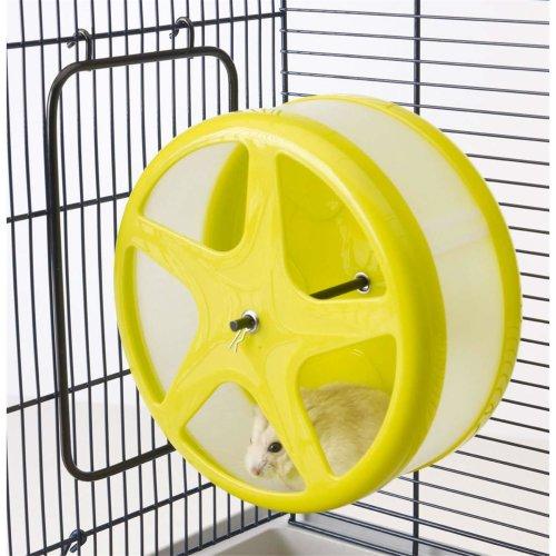 Kleintier Laufrad aus Kunststoff - ORBITAL MEDIUM - 24 x 14 x 21 cm