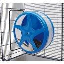 Small animal plastic wheel ORBITAL LARGE - 30 x 17 x 32 cm