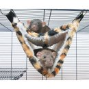 Hammock Tunnel hammock for rats and ferrets RELAX DE LUXE...