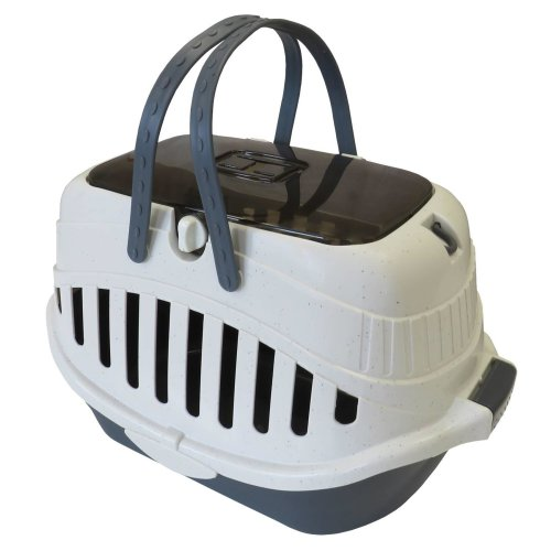 Universal animal transport box for small animals cats small dogs parrots etc.