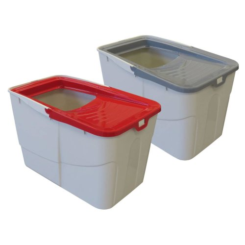 Litter box Sofia Open with access from above incl. litter shovel