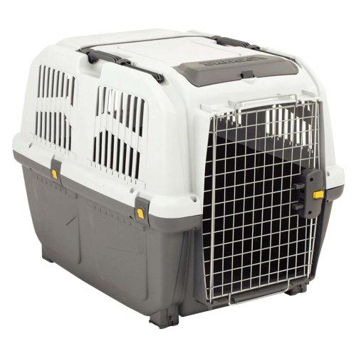 Transport box dog box SKUDO 5 IATA 79 x 58 x 65 cm