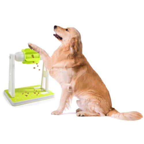 Interaktives Hundespielzeug Intelligenzspielzeug Geschicklichkeitsspielzeug mit Belohnung