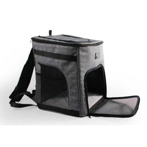 Hunderucksack Tierrucksack Hundetransporttasche Hundetasche Transportbox